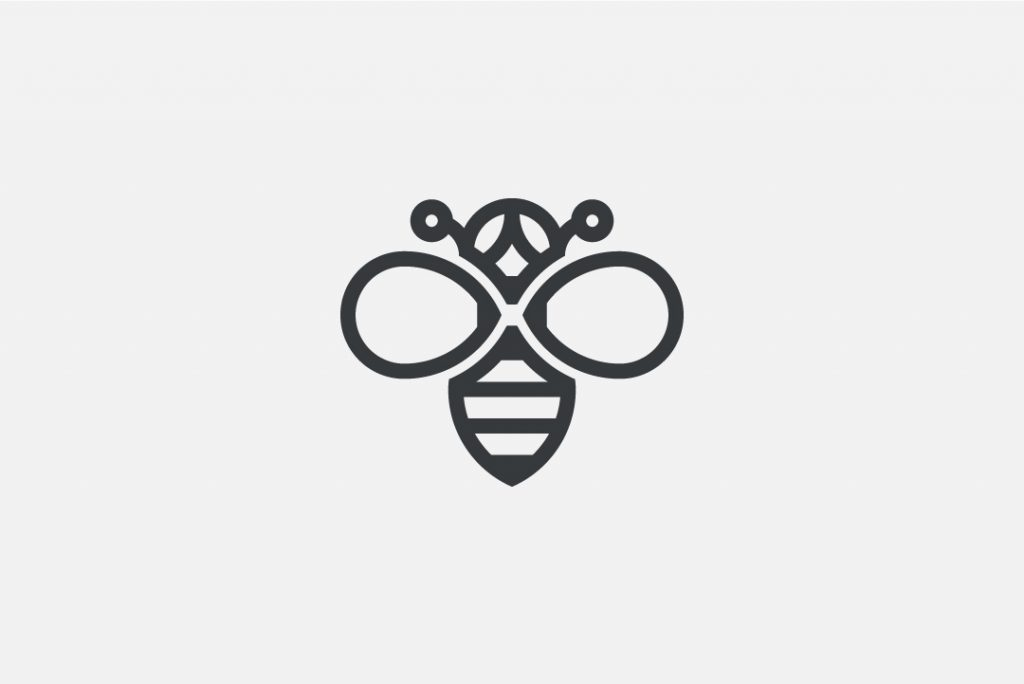 Bee Logo Single